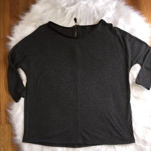Women's Zara W&B Collection Top Size Small